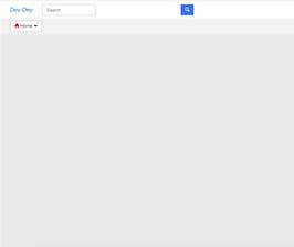 Bootstrap Google plus navbar style example