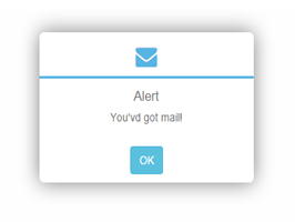 Bootstrap snippet Nice modal