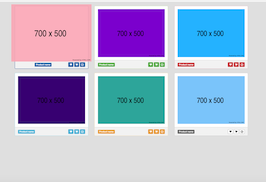 Bootstrap snippet Simple panel items