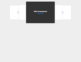 Bootstrap bs4 3d slider vue js example