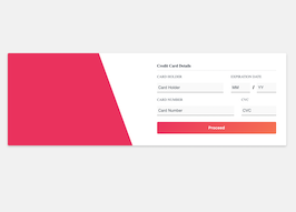 Bootstrap Bootstrap 4 credit card payment form example