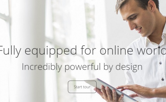Bootstrap template Prime Premium Multi Purpose WordPress Theme