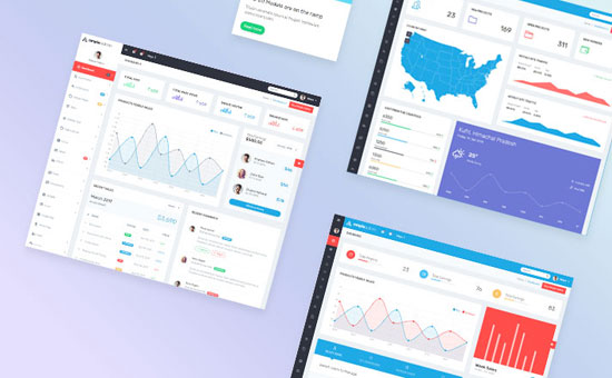 Bootstrap Ample Bootstrap Admin Template template
