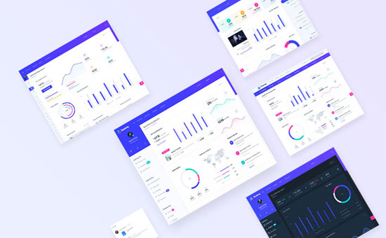 Bootstrap Severny Bootstrap Admin Dashboard Template template