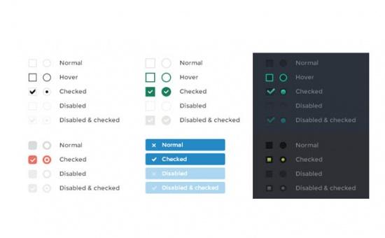 Bootstrap framework utility  iCheck