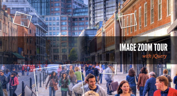 Utility image zoom tour
