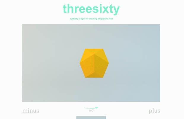 Bootstrap framework utility Threesixty