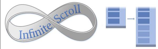 Utility Infinite scroll
