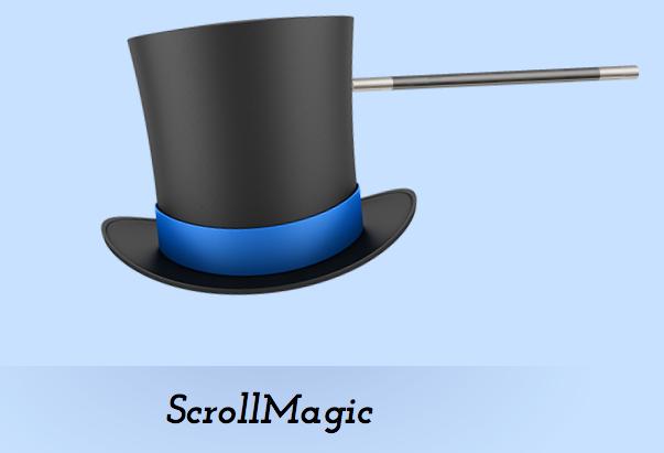 Bootstrap framework utility Scroll Magic